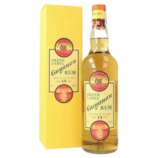 Cadenhead's - Guyanan Rum 15 Anni 70 cl. (2002)