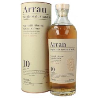 Arran - Whisky 10 Anni (nuova presentazione) 70 cl. (S.A.)