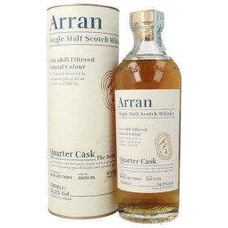 Arran - Whisky Quarter Cask 70 cl. (S.A.)