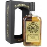 Littlemill - Whisky (Cadenhead's) 28 Anni 70 cl. (1990)