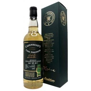 Glentauchers - Whisky (Cadenhead's) 12 Anni 70 cl. (2007)