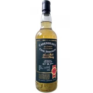 Glen Ord - Whisky (Cadenhead's) 14 Anni 70 cl. (2005)