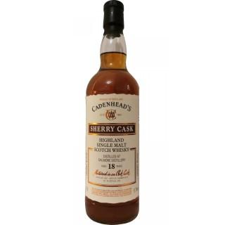Dalmore - Whisky (Cadenhead's) 18 Anni 70 cl. (2001)