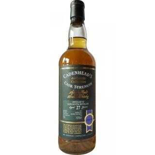 Glen Scotia - Whisky (Cadenhead's) 27 Anni 70 cl. (1992)