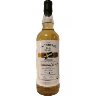 Mackmyra - Whisky (Cadenhead's) 11 Anni 70 cl. (2007)