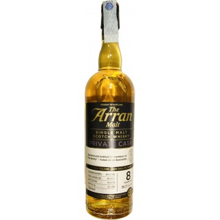 Arran - Whisky Private Cask 8 Anni 70 cl. (2011)