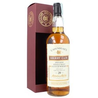 Mortlach - Whisky (Cadenhead's) 29 Anni 70 cl. (1988)