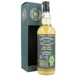 Glenfarclas - Whisky (Cadenhead's) 16 Anni 70 cl. (2001)