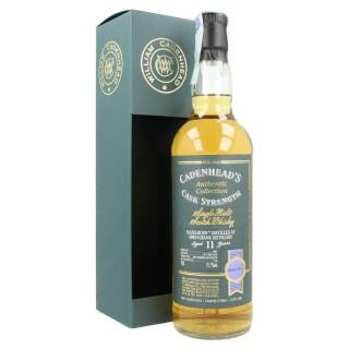 Hazelburn - Whisky (Cadenhead's) 11 Anni 70 cl. (2007)