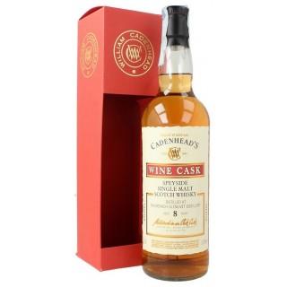 Balmenach - Whisky (Cadenhead's) 8 Anni 70 cl. (2011)