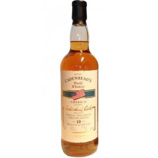 Heaven Hill - Bourbon (Cadenhead's) 10 Anni 70 cl. (2009)