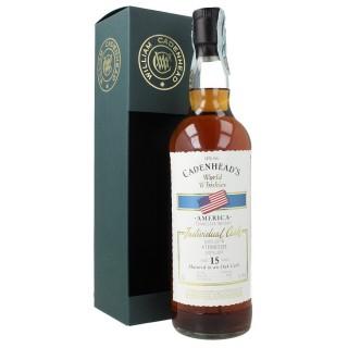 A Tennessee Distillery - Bourbon (Cadenhead's) 15 Anni 70 cl. (2003)