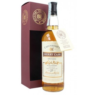 Mortlach - Whisky (Cadenhead's) 27 Anni 70 cl. (1988)