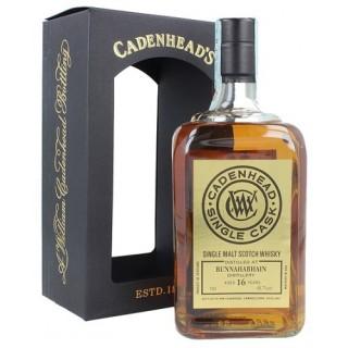 Bunnahabhain - Whisky (Cadenhead's) 16 Anni 70 cl. (1999)