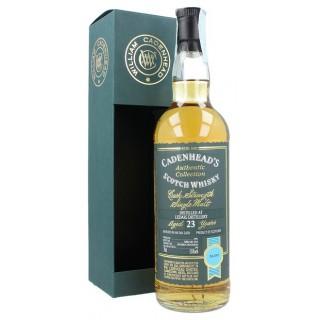 Ledaig - Whisky (Cadenhead's) 23 Anni 70 cl. (1992)