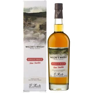 Distillerie G. Miclo - Welche's Whisky Single Malt Fine Tourbe 70 cl. (S.A.)