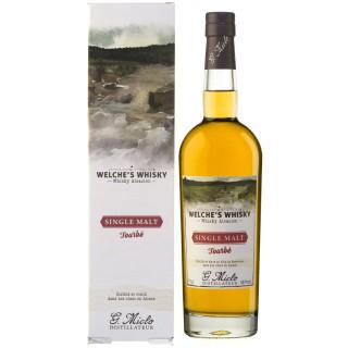 Distillerie G. Miclo - Welche's Whisky Single Malt Tourbe 70 cl. (S.A.)