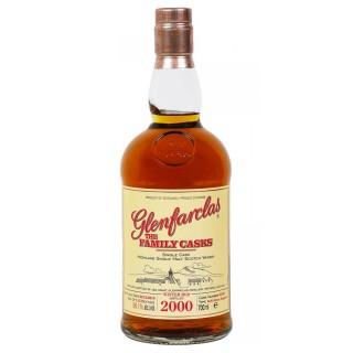Glenfarclas - Whisky Family Cask 17 Anni 70 cl. (2000)