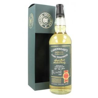 Ledaig - Whisky (Cadenhead's) 12 Anni 70 cl. (2005)