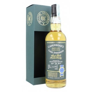 BruichLaddich - Whisky (Cadenhead's) 24 Anni 70 cl. (1993)