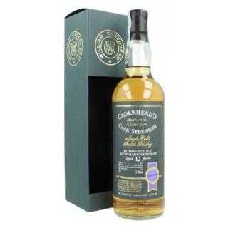 Kilkerran - Whisky (Cadenhead's) 12 Anni 70 cl. (2007)