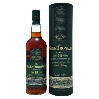 Glendronach - Whisky 15 Anni Revival 70 cl. (S.A.)