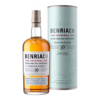 Benriach - Whisky The Original Ten 70 cl. (S.A.)