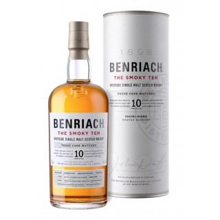 Benriach - Whisky The Smoky Ten 70 cl. (S.A.)