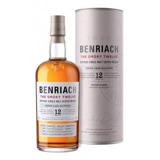 Benriach - Whisky The Smoky Twelve 70 cl. (S.A.)
