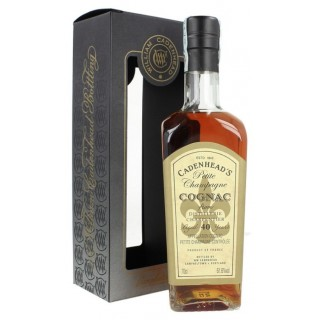 Charpentier - Cognac P.C. (Cadenhead's) 40 Anni 70 cl. (S.A.)