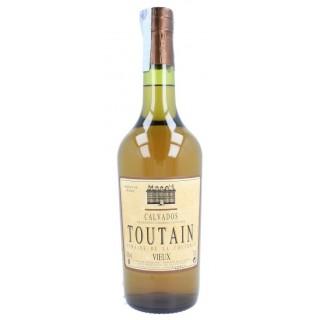 Toutain - Calvados Vieux 8 Anni 70 cl. (S.A.)