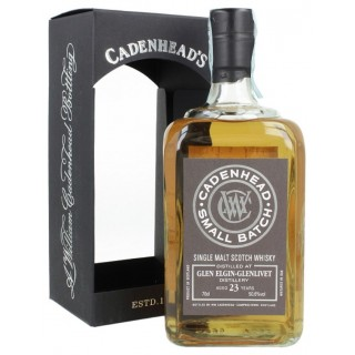Glen Elgin - Whisky (Cadenhead's) 23 Anni 70 cl. (S.A.)