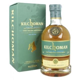 Kilchoman - Whisky Fino Sherry Matured 70 cl. (S.A.)