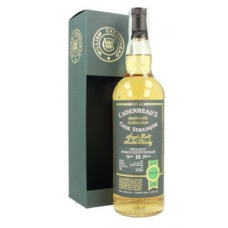 Benriach - Whisky (Cadenhead's) 10 Anni 70 cl. (2008)