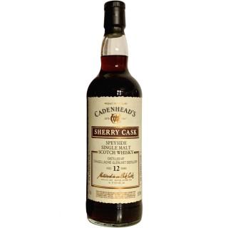 Craigellachie - Whisky (Cadenhead's) 12 Anni 70 cl. (2007)