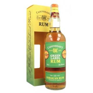 Cadenhead's - Jamaican Rum 13 Anni 70 cl. (S.A.)