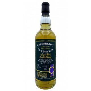 Kilkerran - Whisky (Cadenhead's) 11 Anni 70 cl. (2009)