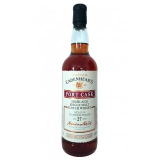 Tullibardine - Whisky (Cadenhead's) 27 Anni 70 cl. (1993)