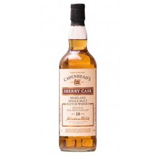 Royal Brackla - Whisky (Cadenhead's) 10 Anni 70 cl. (2008)