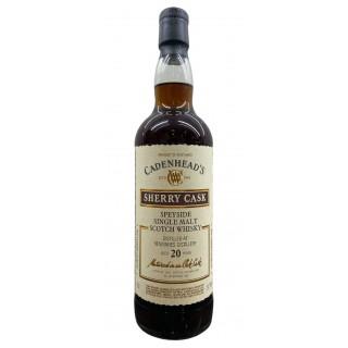 Benrinnes - Whisky (Cadenhead's) 20 Anni 70 cl. (2000)