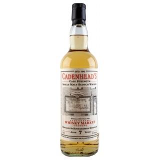 Bunnahabhain - Whisky (Cadenhead's) 7 Anni 70 cl. (2013)