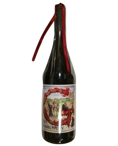 Ghemme Bottiglia di Natale