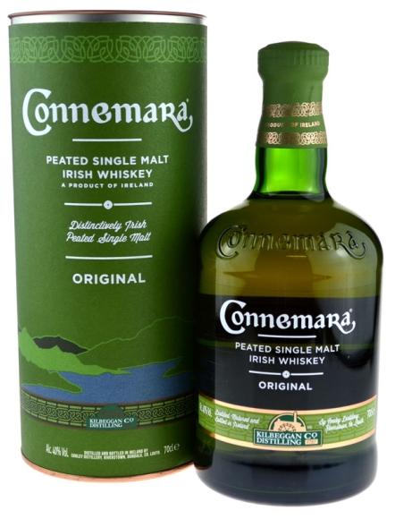 Peated Single Malt Whiskey 70 cl.