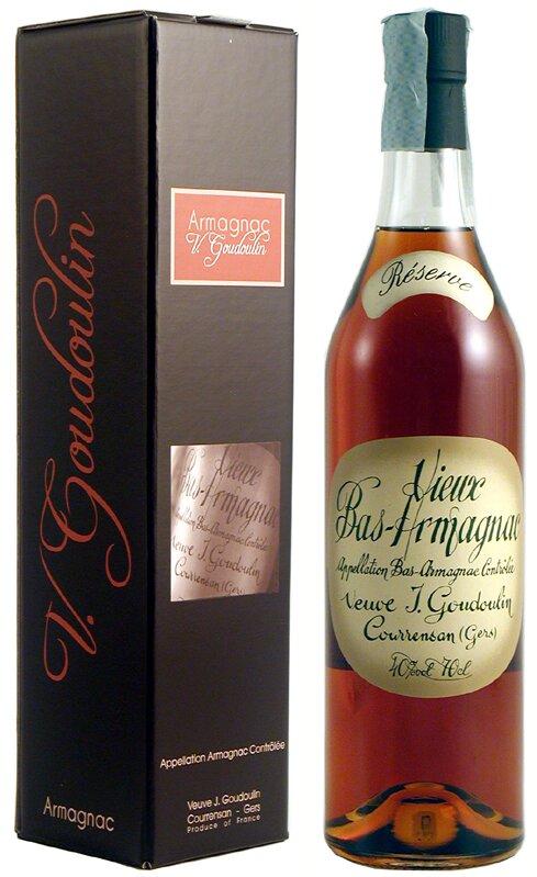 Bas Armagnac Reserve 70 cl.