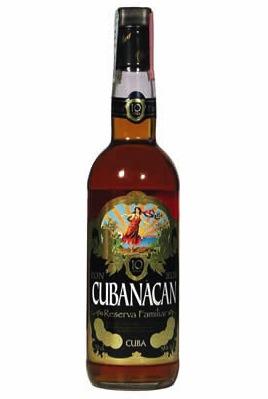 Rum Cubanacan 12 Anni 70 cl.