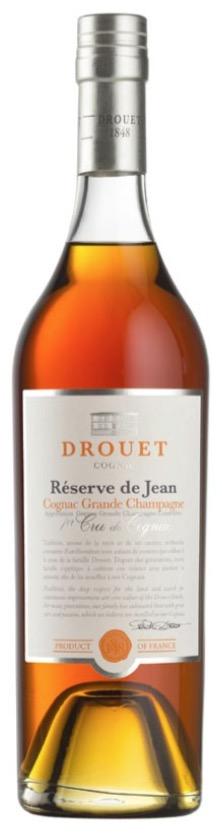 Cognac Reserve de Jean 70 cl.