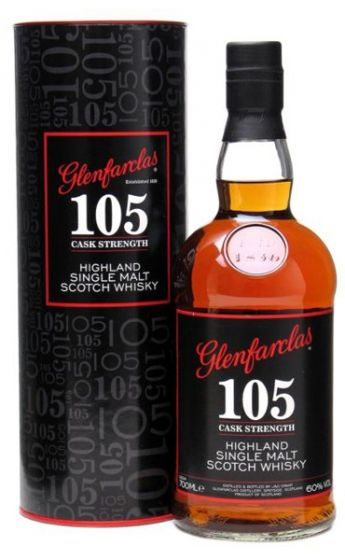 Whisky 105 Cask Strength 70 cl.