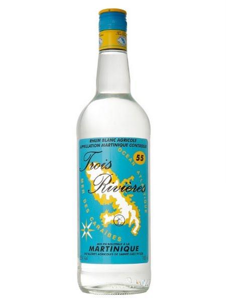 Rum Bianco 100 cl.