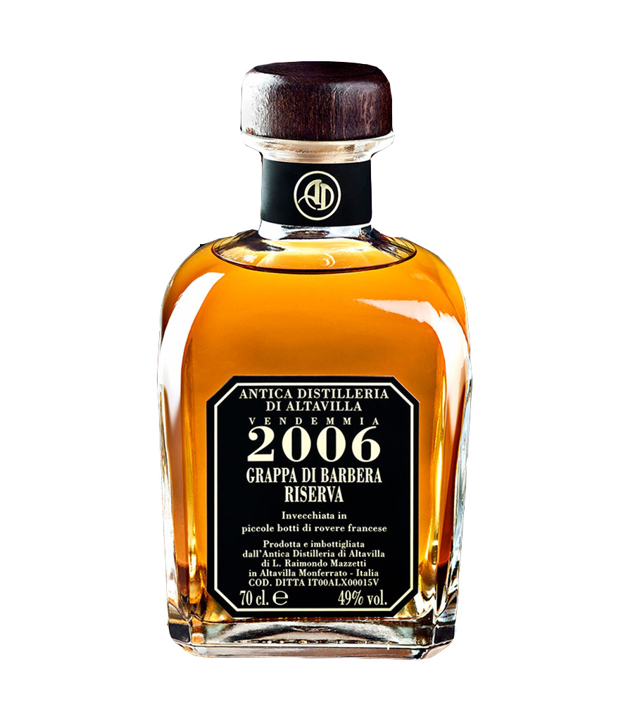 Grappa di Barbera 70 cl.