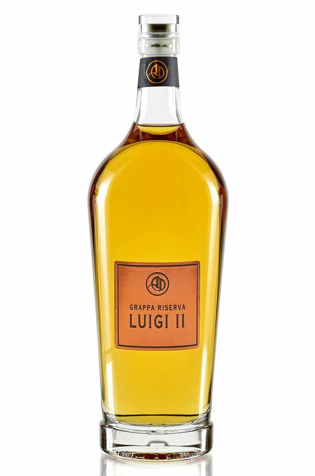 Grappa Luigi II 10 Anni 70 cl.